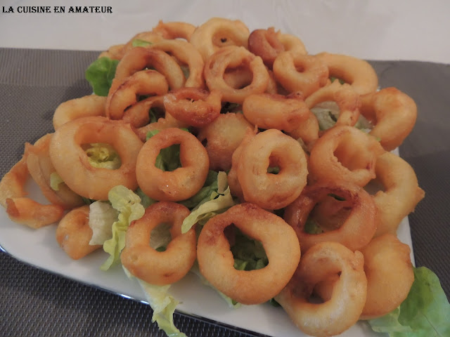la cuisine en amateur de maryline onion rings. Black Bedroom Furniture Sets. Home Design Ideas