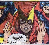 Jean Grey in X-Men 56