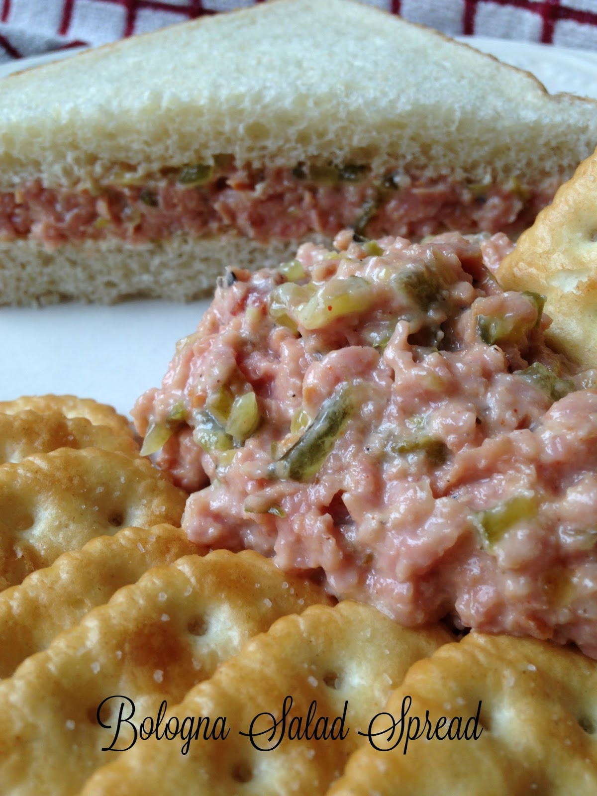 Ham salad recipes made with bologna recipes