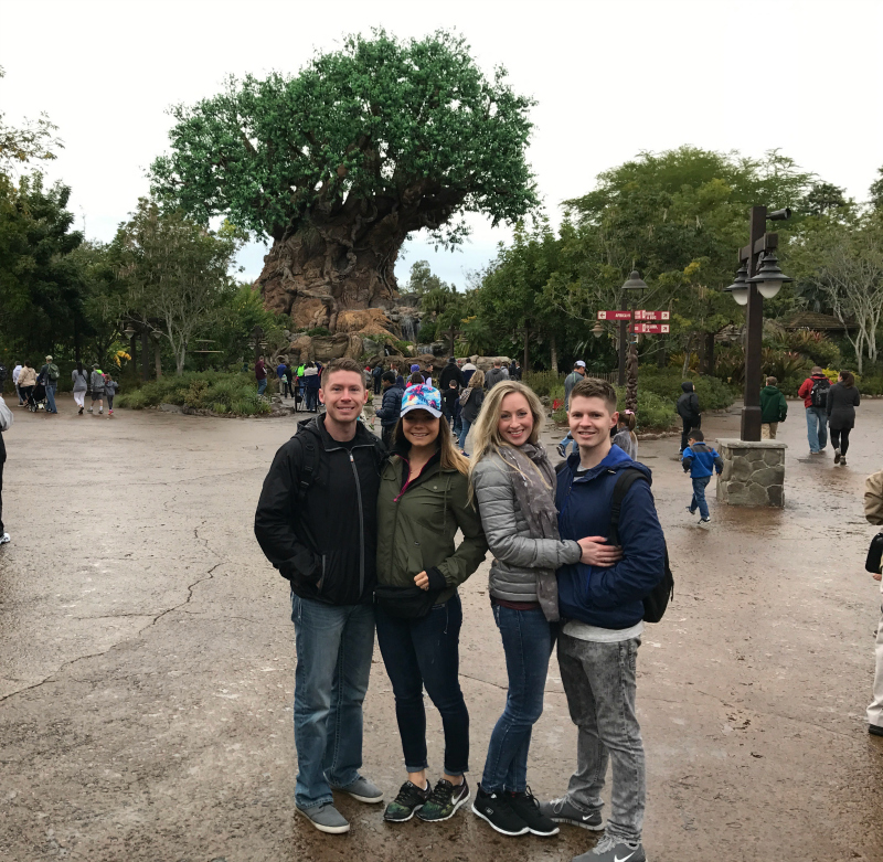 Disneyworld, Animal Kingdom, Best time of year to visit Animal Kingdom