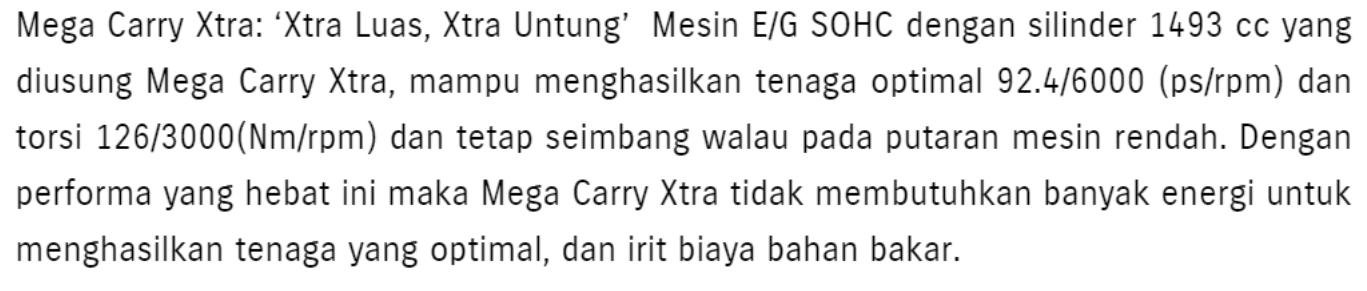 Fitur-Mega-Carry-Xtra