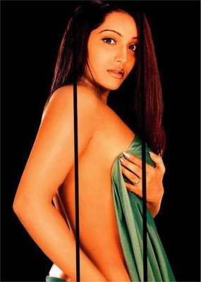 Meghna Naidu Indian Actress Dancer