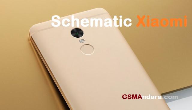 Kumpulan Schematic Xiaomi Smartphone