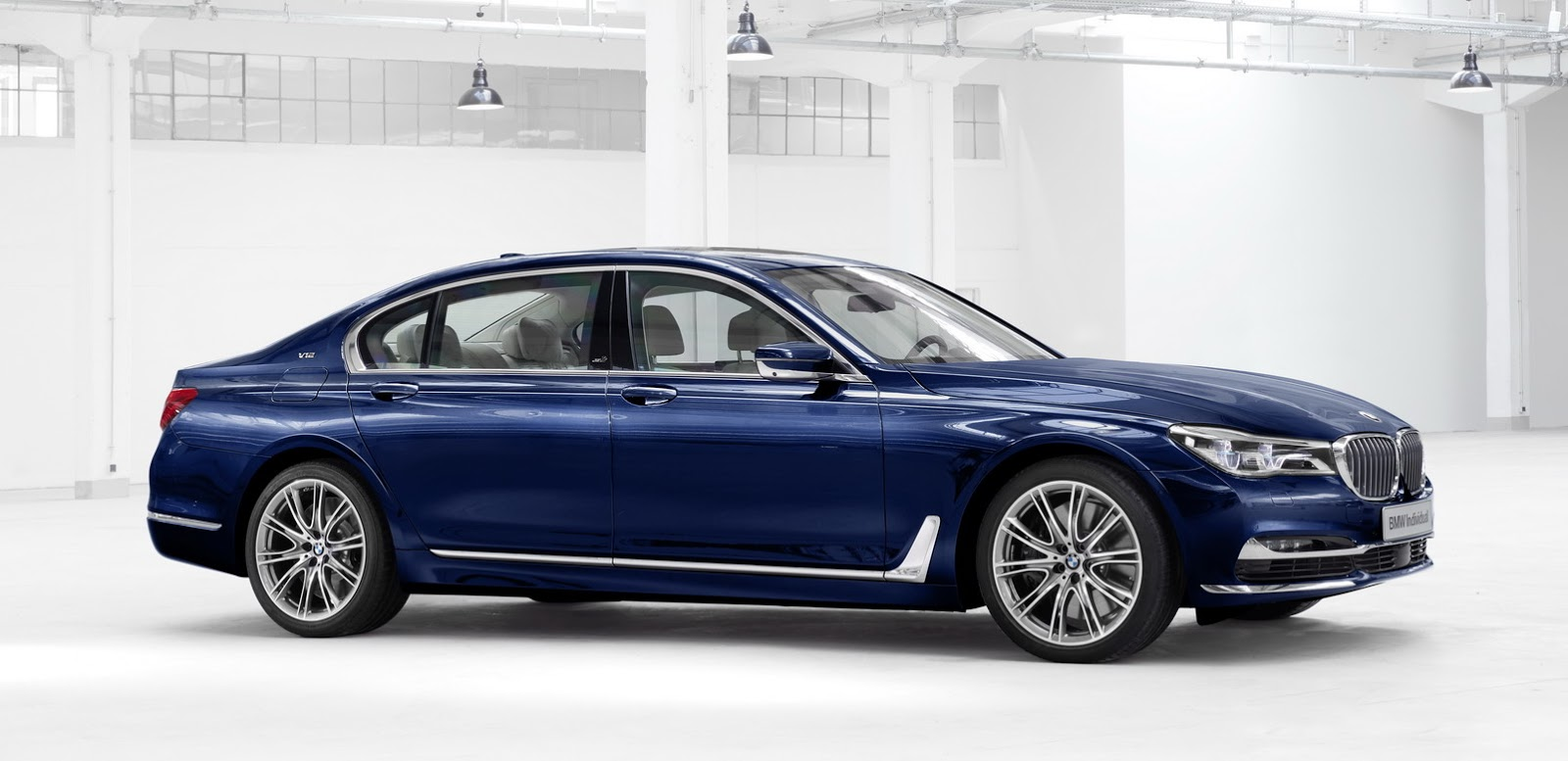 Bmw S New 7 Series Centennial Editions Have The Daftest