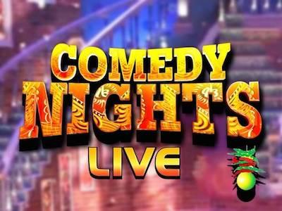 Comedy Nights Live 17 April 2016