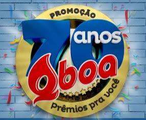 Cadastrar Promoção QBoa Produtos Limpeza 2017 Anhembi 70 Anos