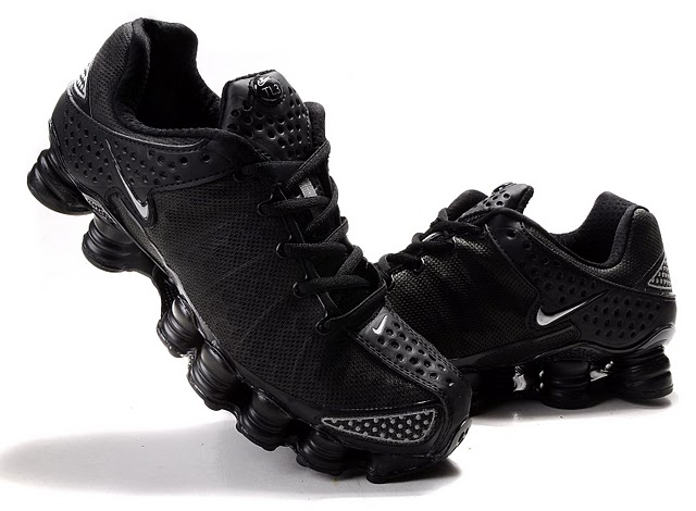 Women Nike Shox TL3 Shoes was the unique Shox technology. Inspired by the  remarkably springy indoor running track at Harvard. The Material are mostly  made ...