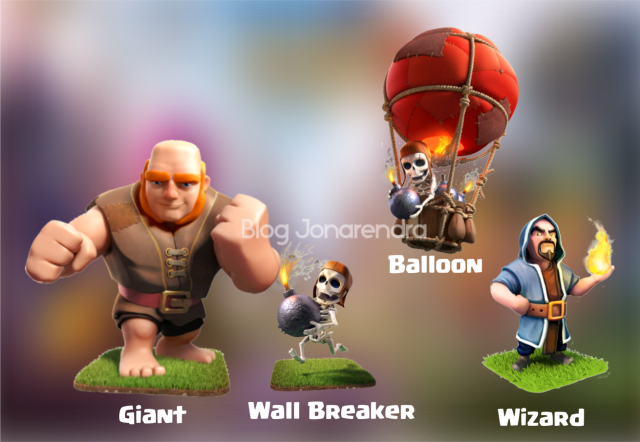 Giant Wall Breaker Balloon Wizard blog jonarendra
