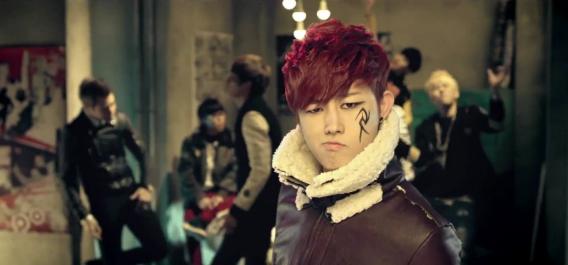 Kiss Kiss Kpop R...U Kwon Block B Nalina