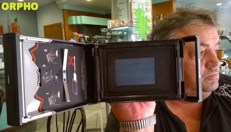 Bolaskop Polaroid