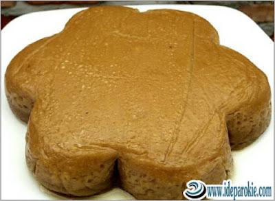 Resep Kue Bingka Gula Merah