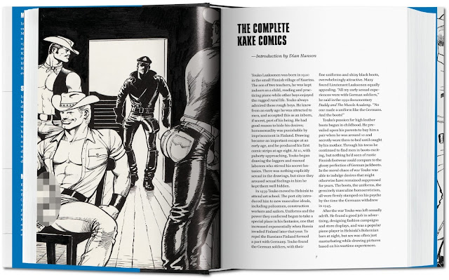 The complete kake comics - Tom of Finland Taschen