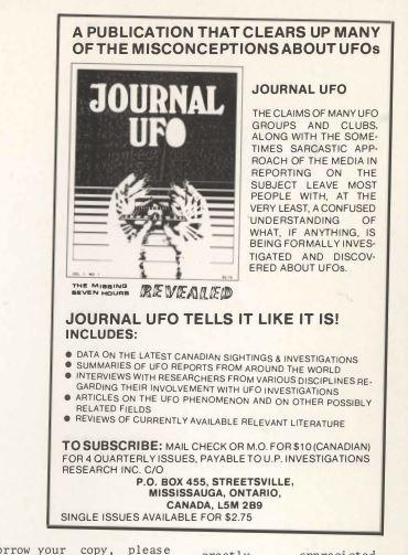 Journal UFO