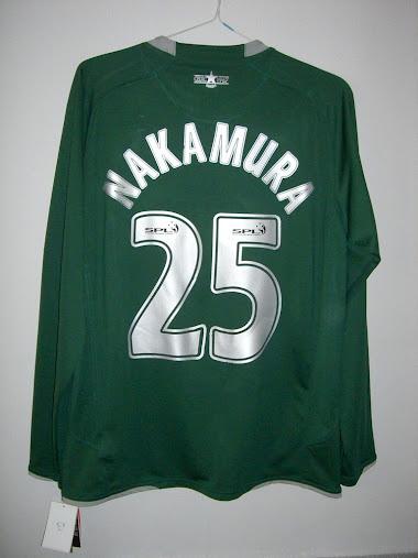 reputable site facbb 4e184 Mundialistas y Mitos: SHUNSUKE NAKAMURA