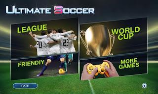 Download Game Ultimate Soccer Football V1.1.4 MOD Apk Terbaru