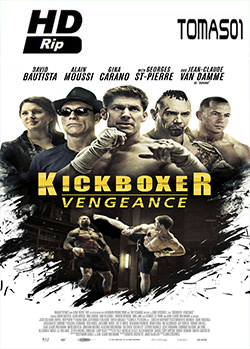 Kickboxer 6: Vengeance (2016) HDRip