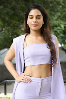 Tanya Hope in Crop top and Trousers Beautiful Pics at her Interview 13 7 2017 ~  Exclusive Celebrities Galleries 099.JPG