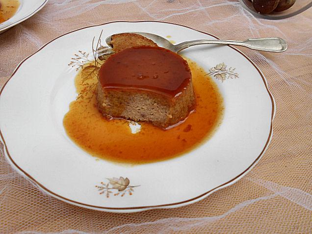 tarte de castanhas