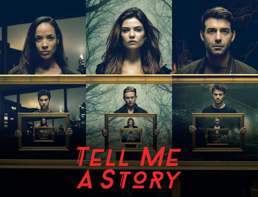Paseando a Miss Cultura: Tell Me A Story en HBO ESPAÑA