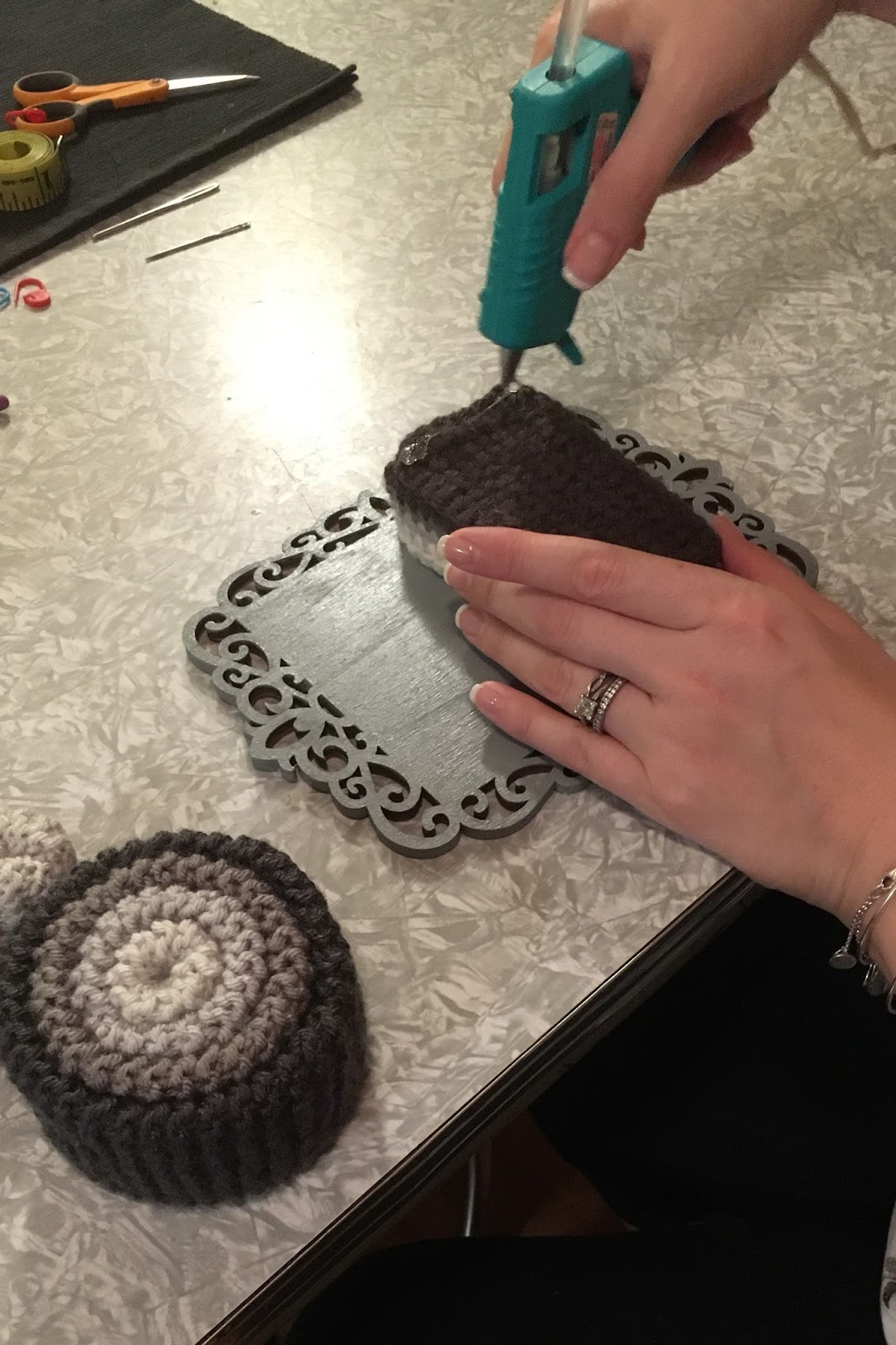 crochet craft idea