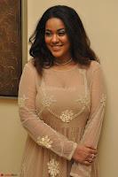 Mumaith Khan in Beig Skin Colored Anarkali Dress at Kalamandir Foundation 7th anniversary Celebrations ~  Actress Galleries 033.JPG