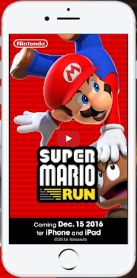 Download Free Nintendo's Super Mario Run Malaysia Release Date