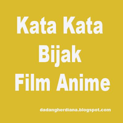 Kata bijak Anime
