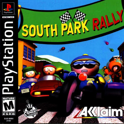 descargar south park rally psx por mega