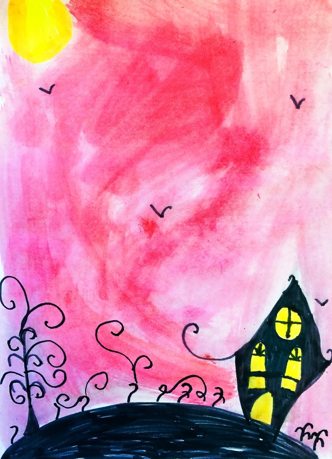 """Despre noapte și fricile noastre: """"Casa bântuită"""""""