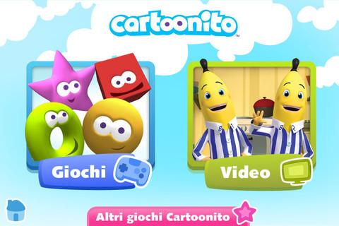 giochi cartoonito