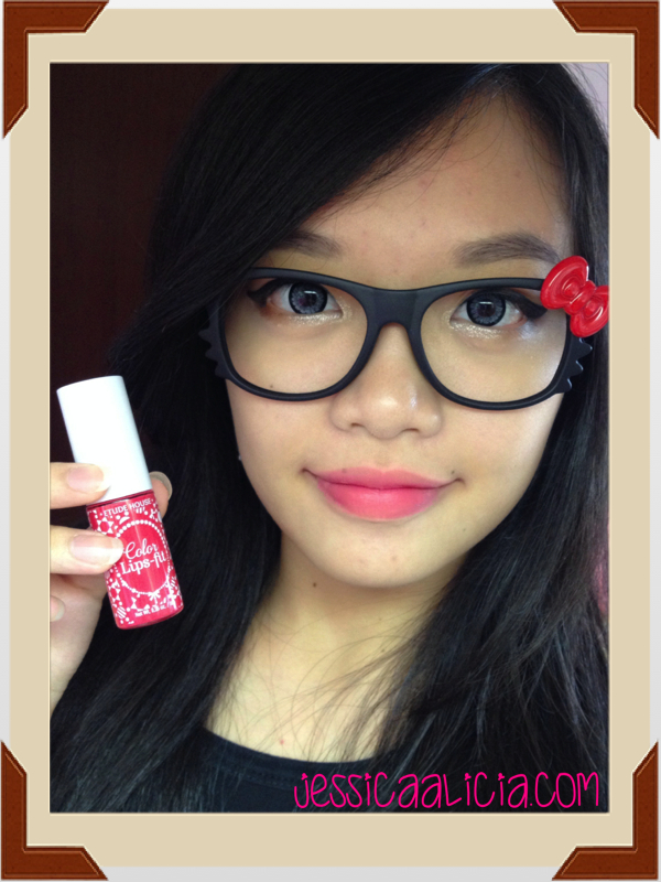 [Review] Etude House Color Lips Fit by Jessica Alicia