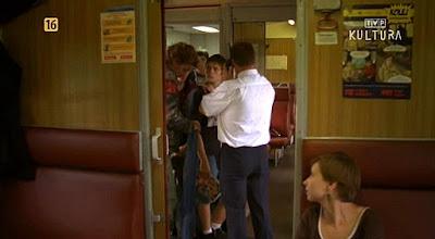 sceny kolejowe w filmie fabularnym