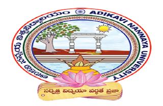 Adikavi Nannaya University Exam Result Download Now