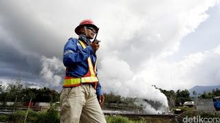 Indonesia Punya Potensi Kembangkan Energi Terbarukan 801,2 GW Baru Dimanfaatkan 1% - Commando