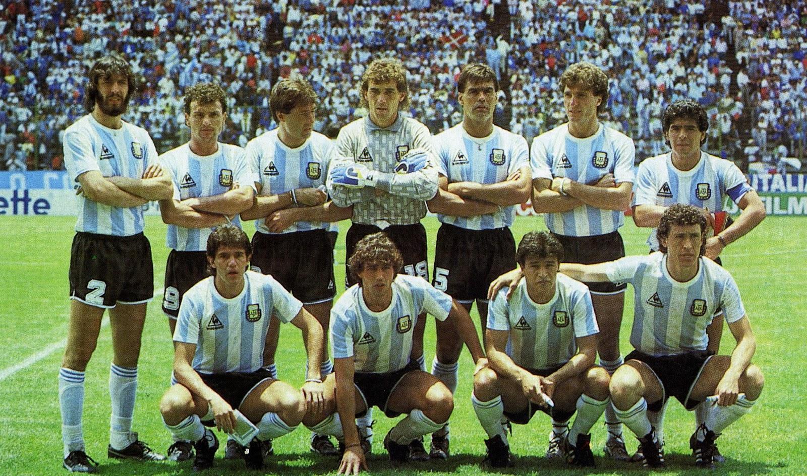 Soccer Nostalgia: International Head-to-Head –Part Six ...