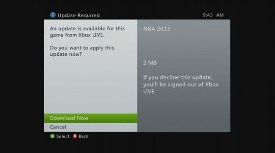 nba 2k13 xbox 360 roster update