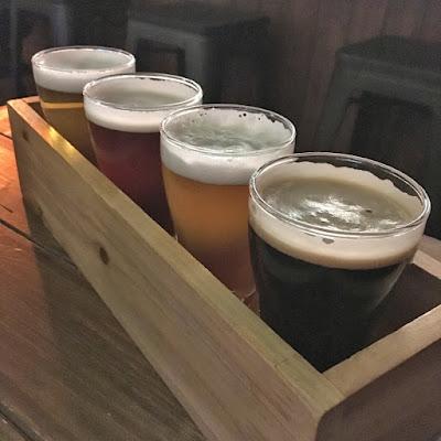 韓国旅行 (2) 釜山 ビール 樽生クラフトビールが飲めるお店