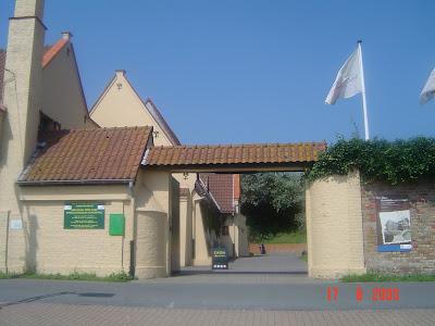 Royal Domain Raversijde in Ostend Belgium Travel