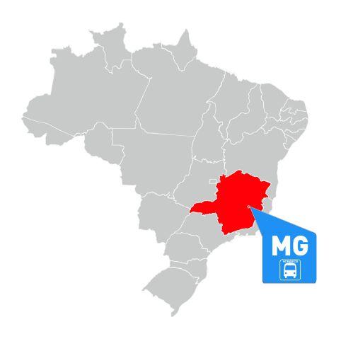 HORÁRIO DOS ÔNIBUS EM OUTRAS CIDADES DE MG