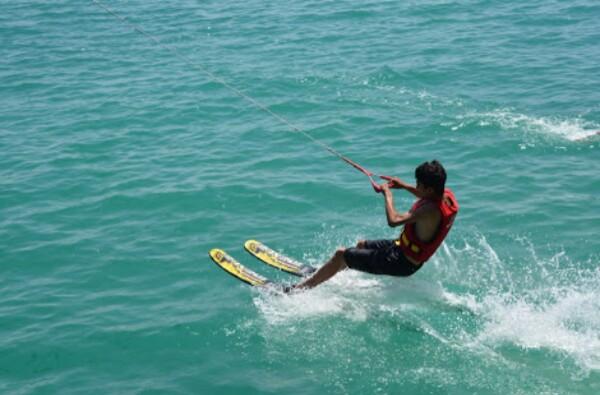 رياضة التزلج على الماء في تركيا