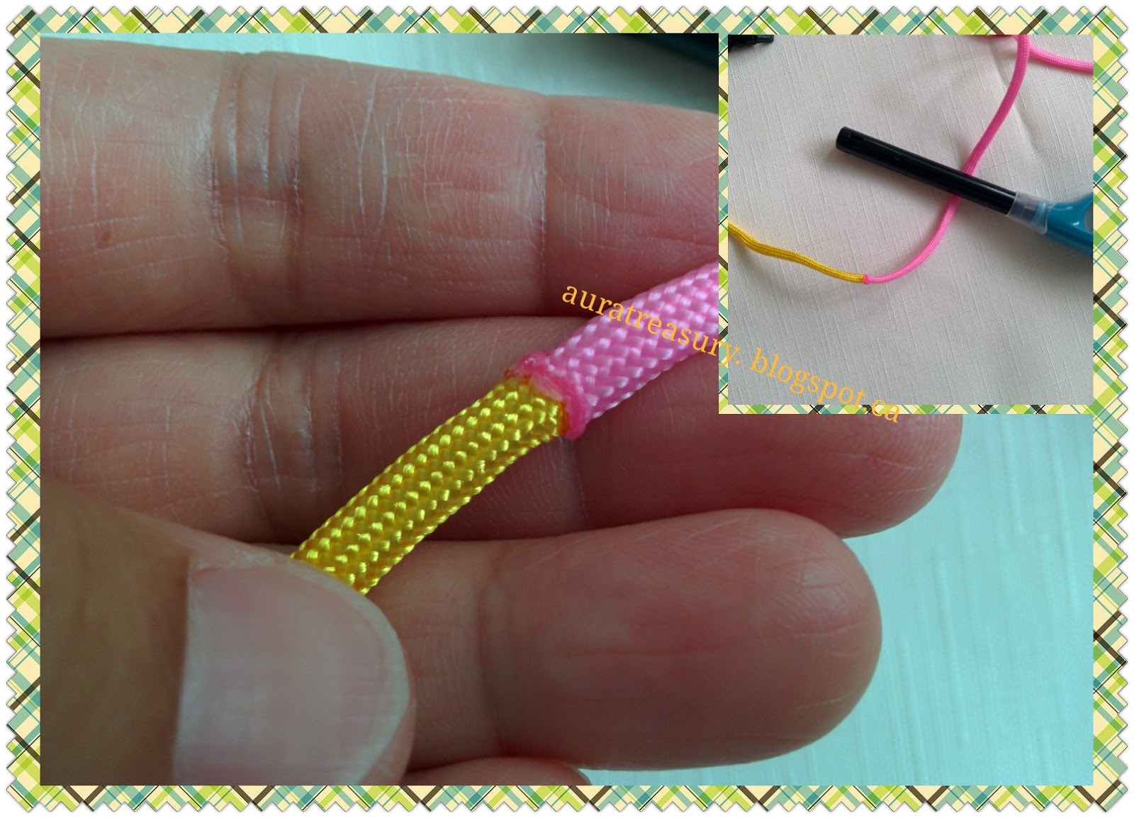 How To Make Paracord Bracelet And Ankle