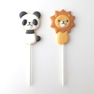 パンダ&ライオン