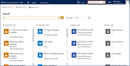 5 Most Exciting Features of Dynamics CRM 2015 · Basic Portal