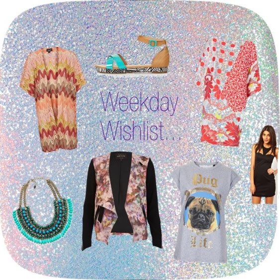 Weekday Wishlist #23