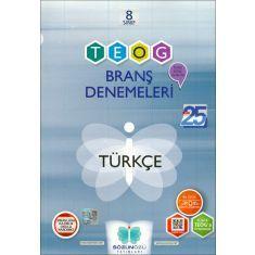 Sözün Özü 8.Sınıf Türkçe TEOG Branş Denemeleri (2016)