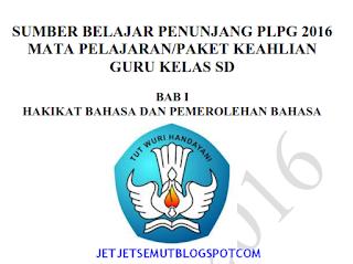 Download Materi PLPG 2016 Seluruh Bidang Studi