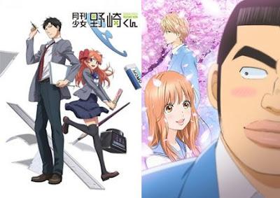 rekomendasi anime romance comedy terbaik sepanjang masa