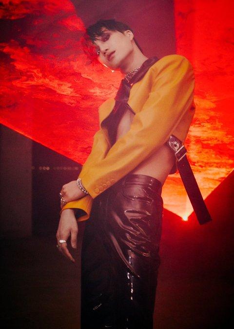 [PANN] EXO Kai ve X-EXO Kai teaserları büyüledi
