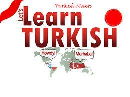الالوان باللغة التركية