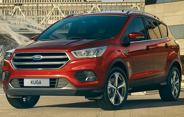Ficha Técnica: Ford Kuga Titanium (2018)